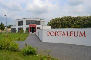 Weg zum Portaleum
