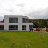 Das Haus des Tierkrematorium PORTALEUM