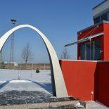 Portal zum Garten