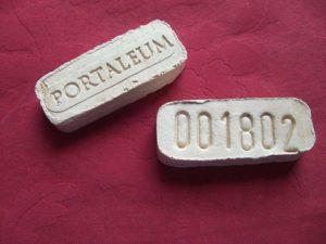PORTALEUM Nummernstein